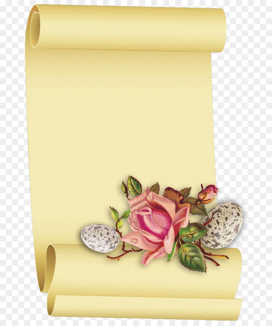 Пергамент открытка