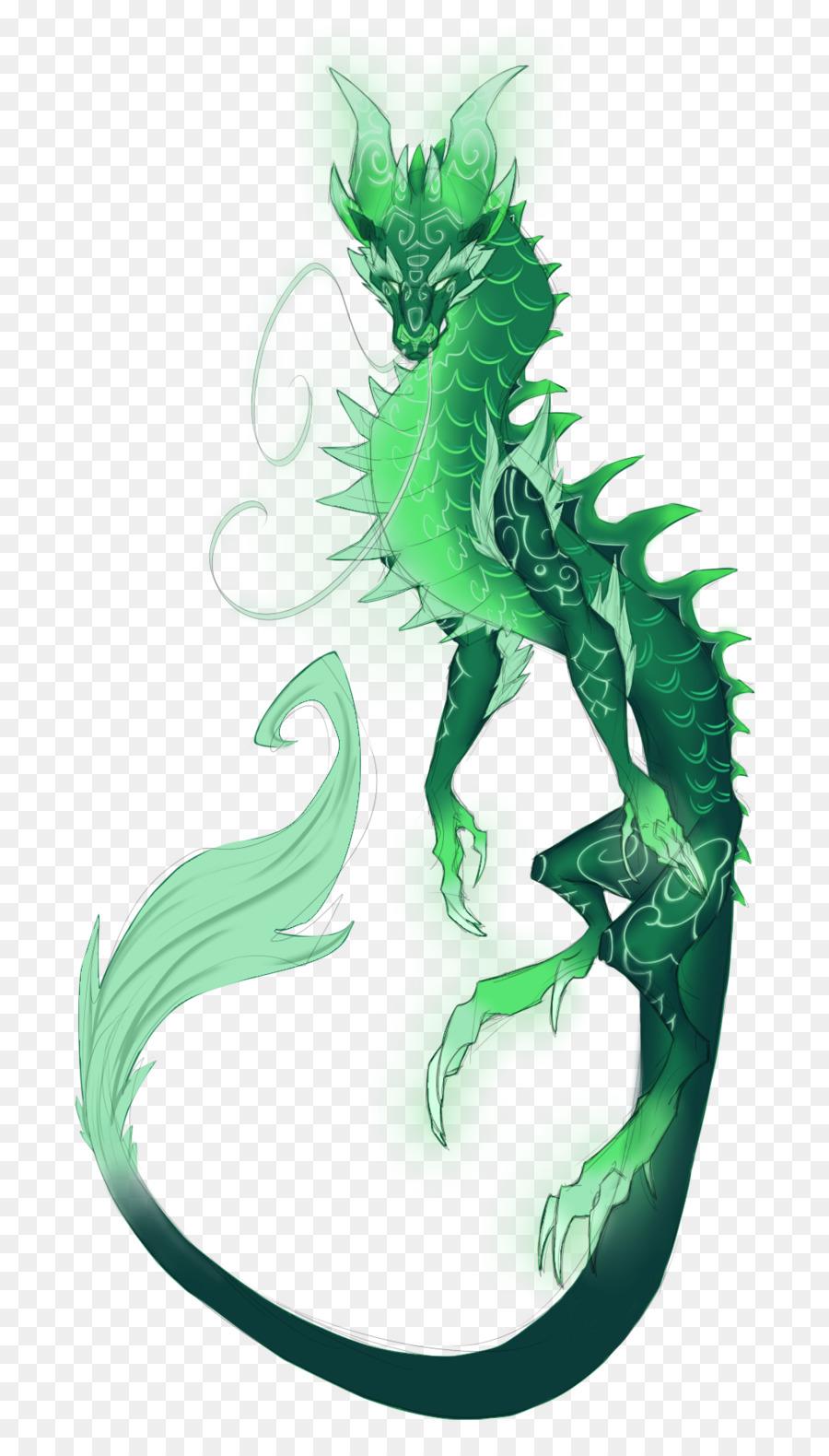 Нефритовый дракон картинка
