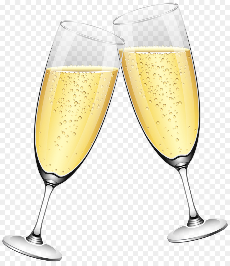Байрам, картинки бокал шампанского на прозрачном фоне
