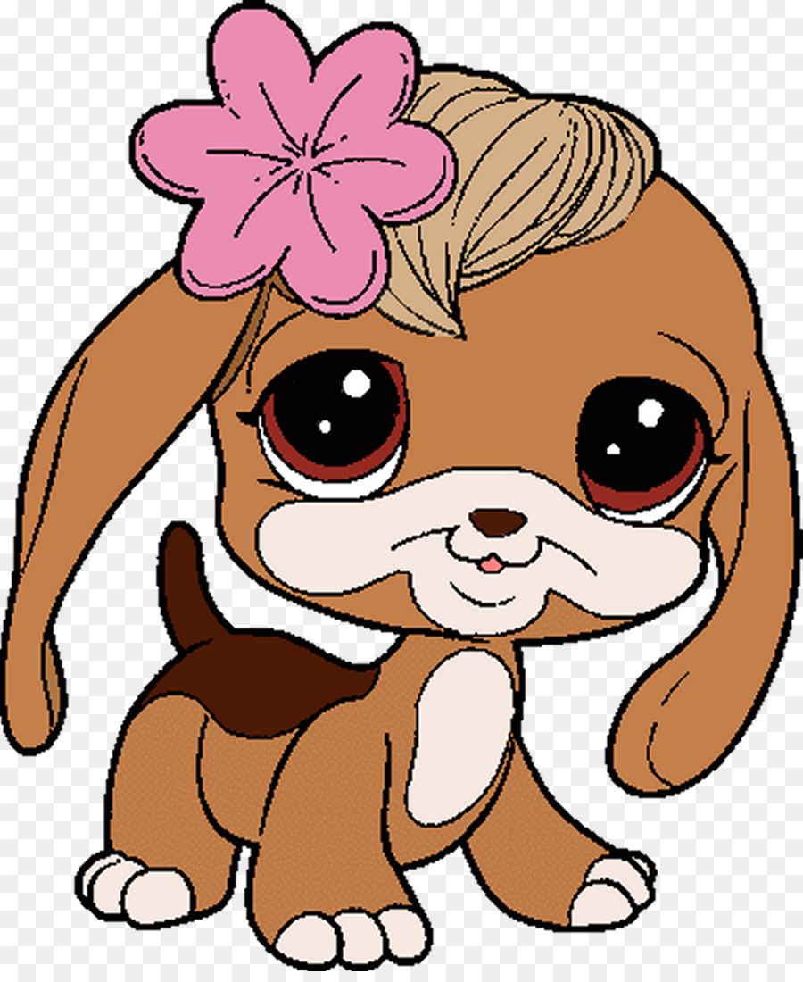 красивые картинки щенков мультяшные