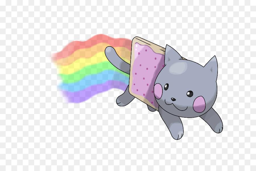 Картинки котов аниме без фона