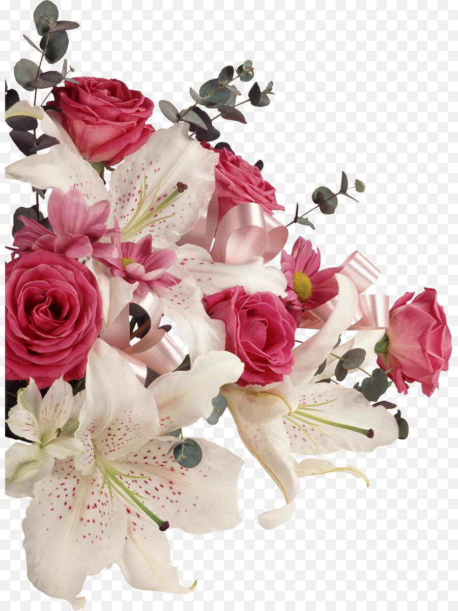 Открытки с днем рождения с лилиями и розами, открытки