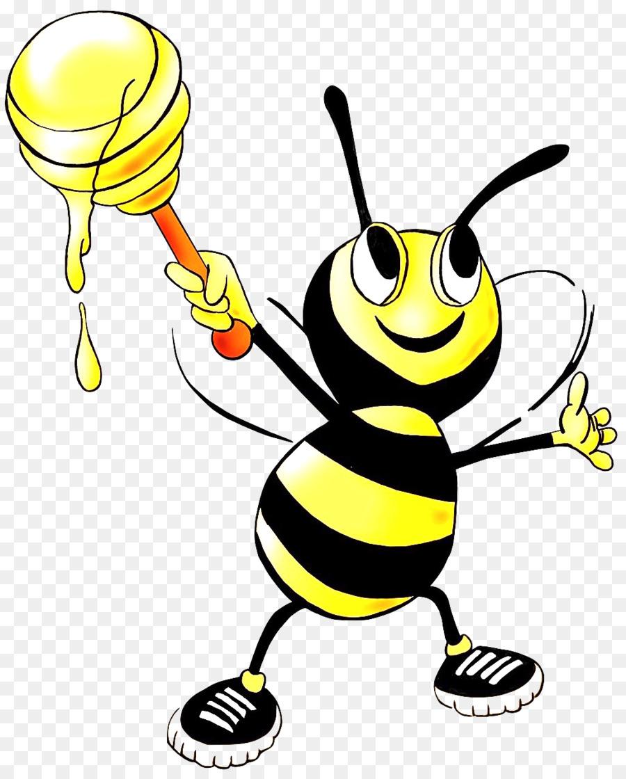 Картинки смешной пчелки