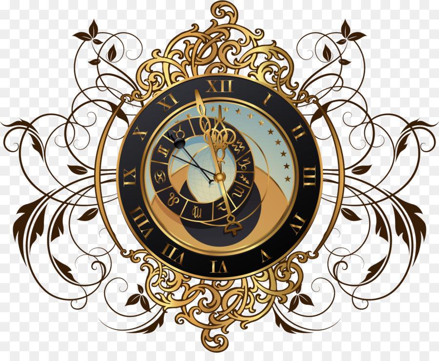 только старинные часы векторная картинка оформляется как при