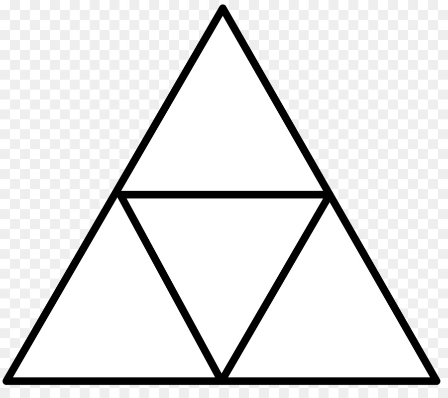 что за треугольник на картинках своих