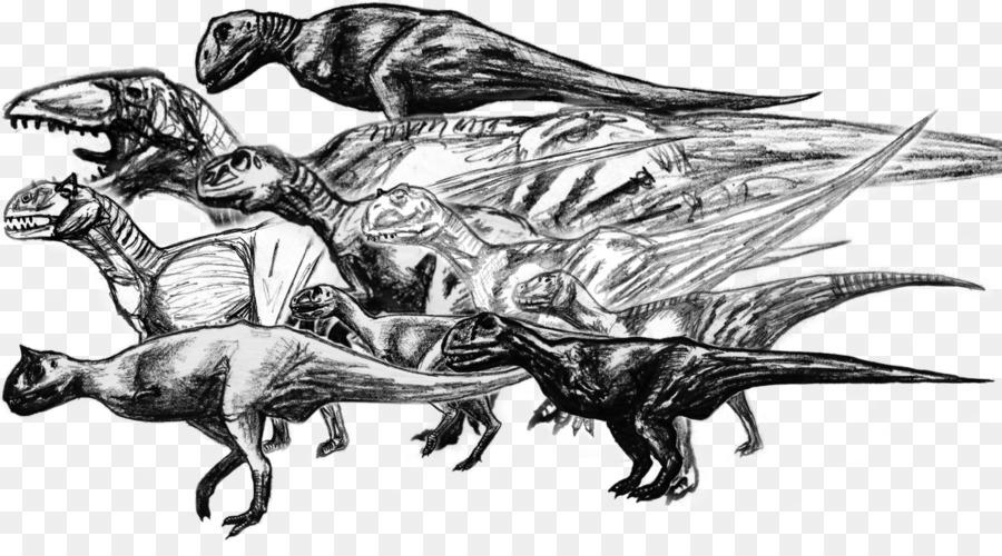 Рисунок хищника животного