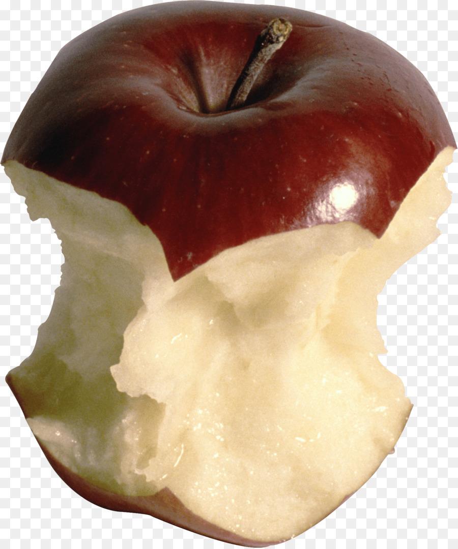 огрызок яблока картинка его