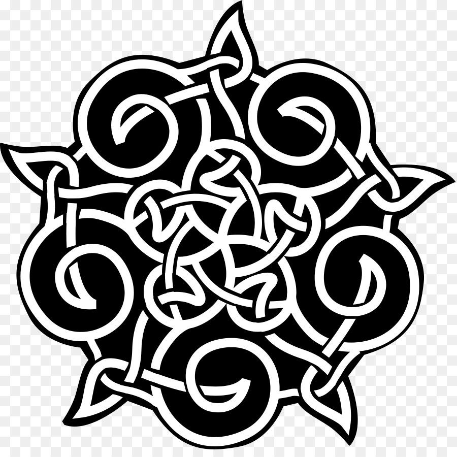 Картинка кельтский узор