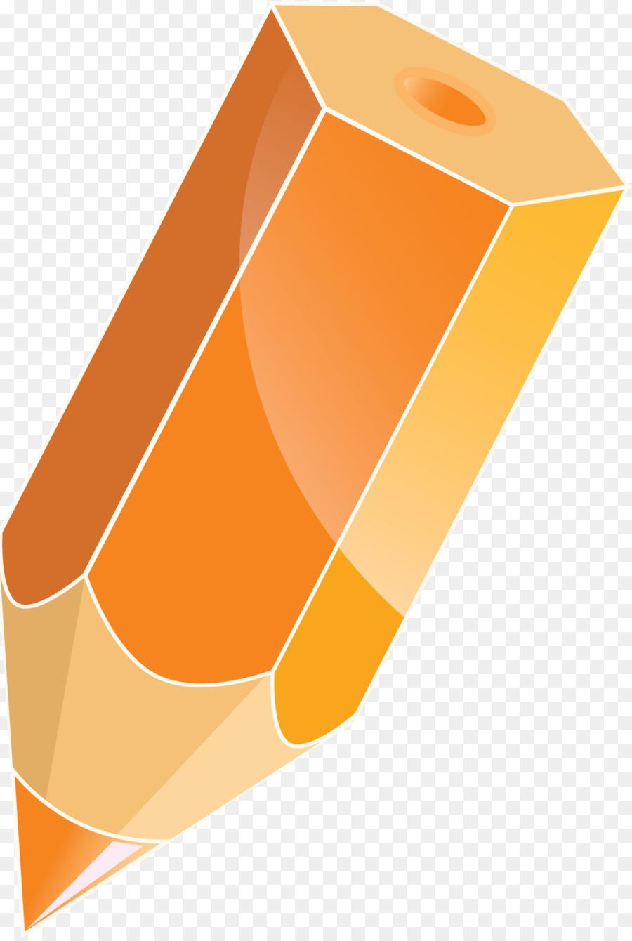 картинка оранжевого карандаша метро самары