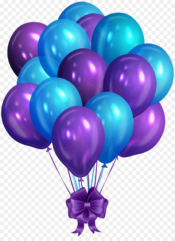 картинки воздушных разноцветных шаров голубых