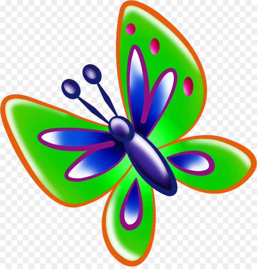 Красивые детские картинки бабочек