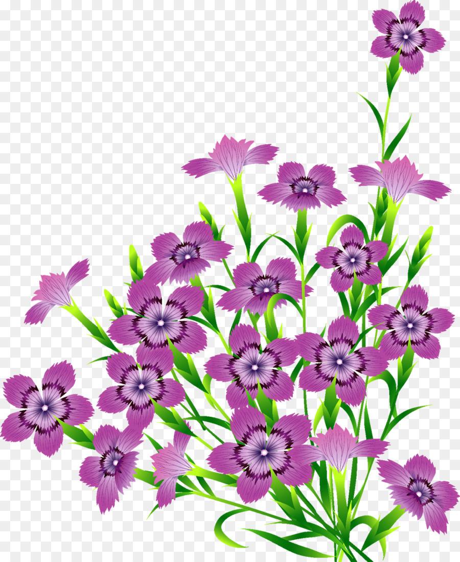 картинка полевые цветы на прозрачном фоне огромный