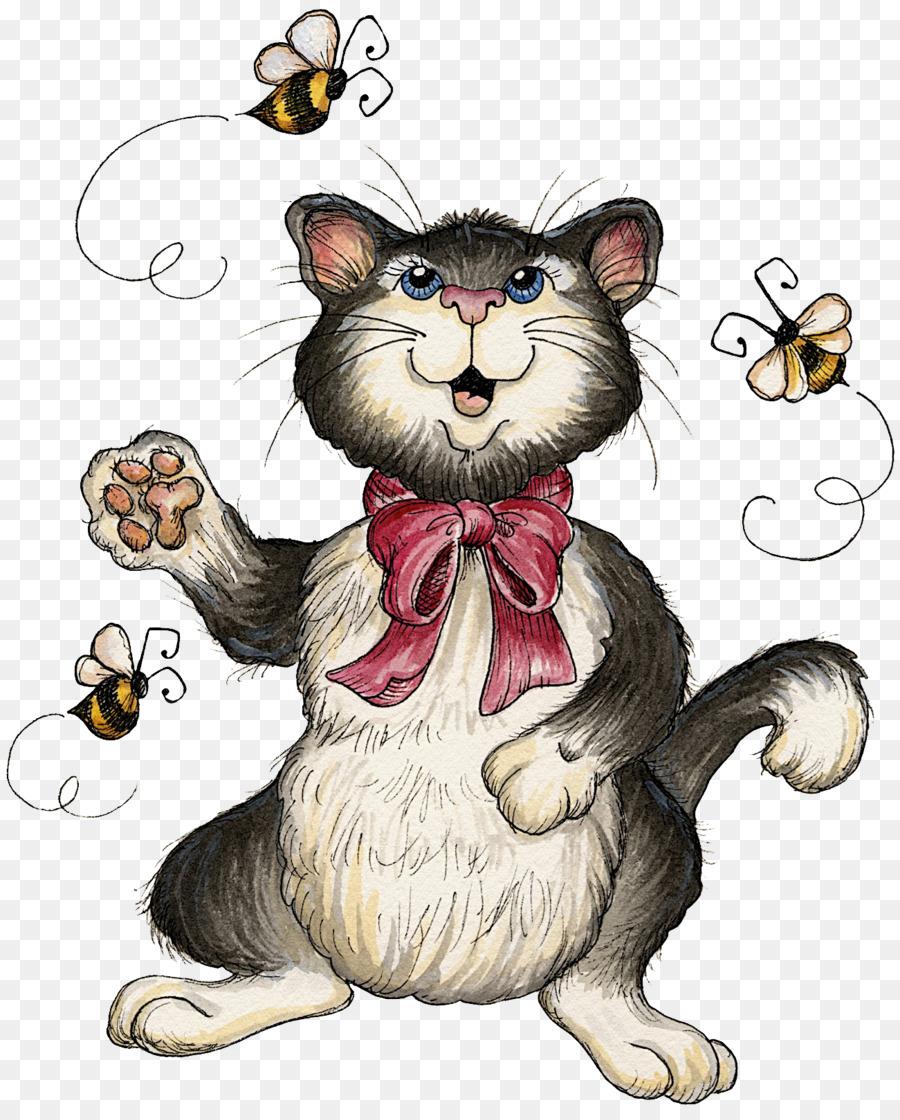 картинки с котами и кошками мультяшными