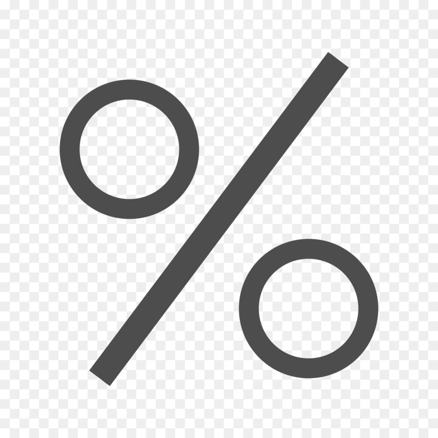 Картинка процента нарисованная