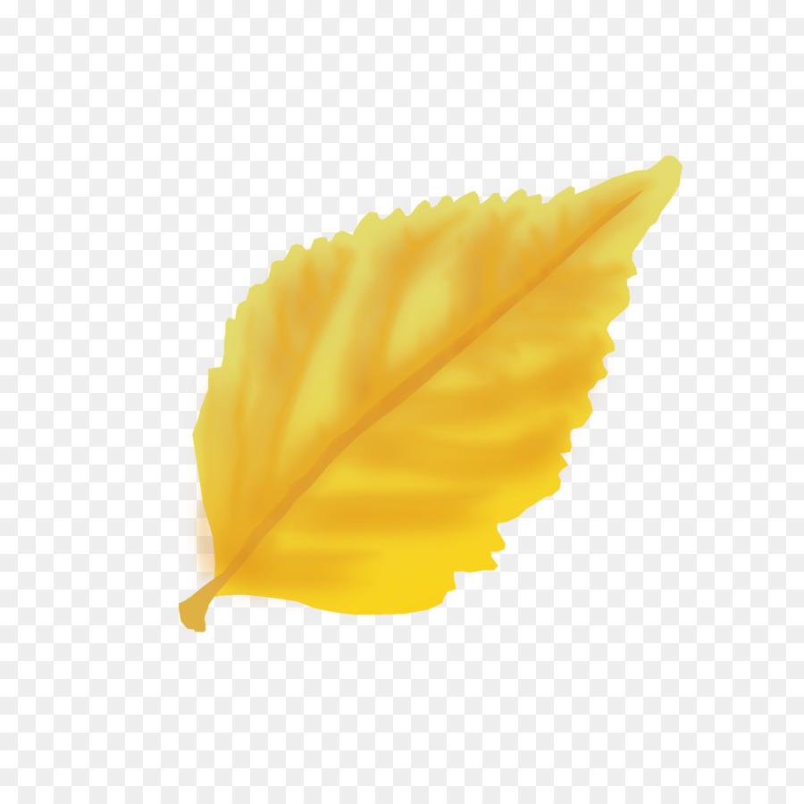 Листочек желтый картинка для детей