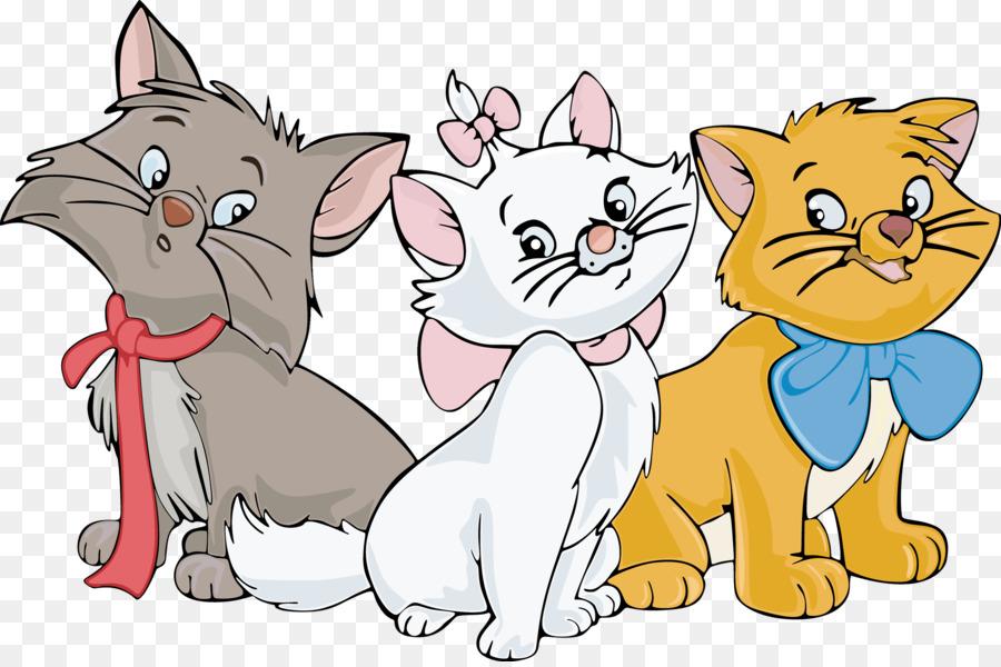 Картинки с мульт кошками