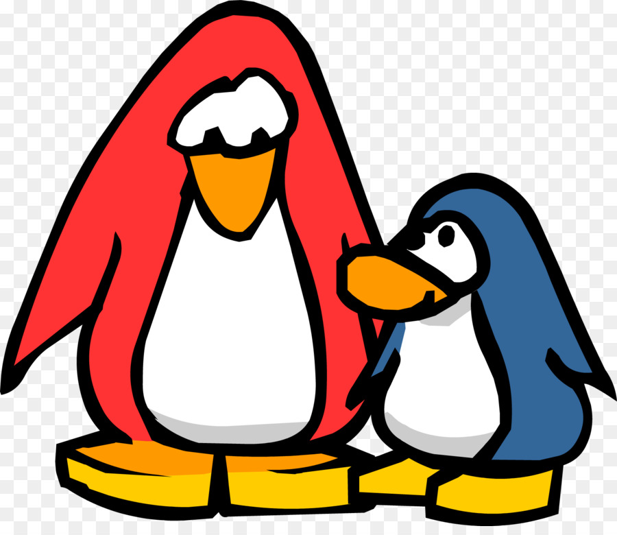 клуб пингвин картинки прямой