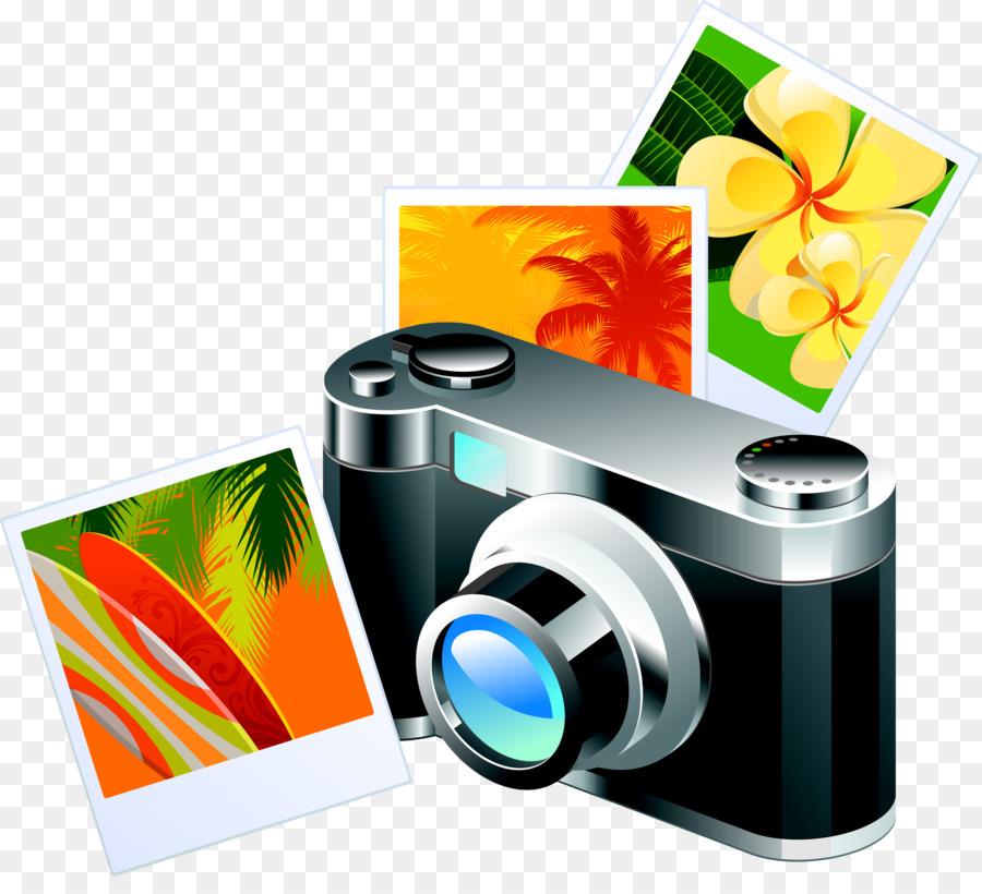 Картинка для детей фотоаппарат