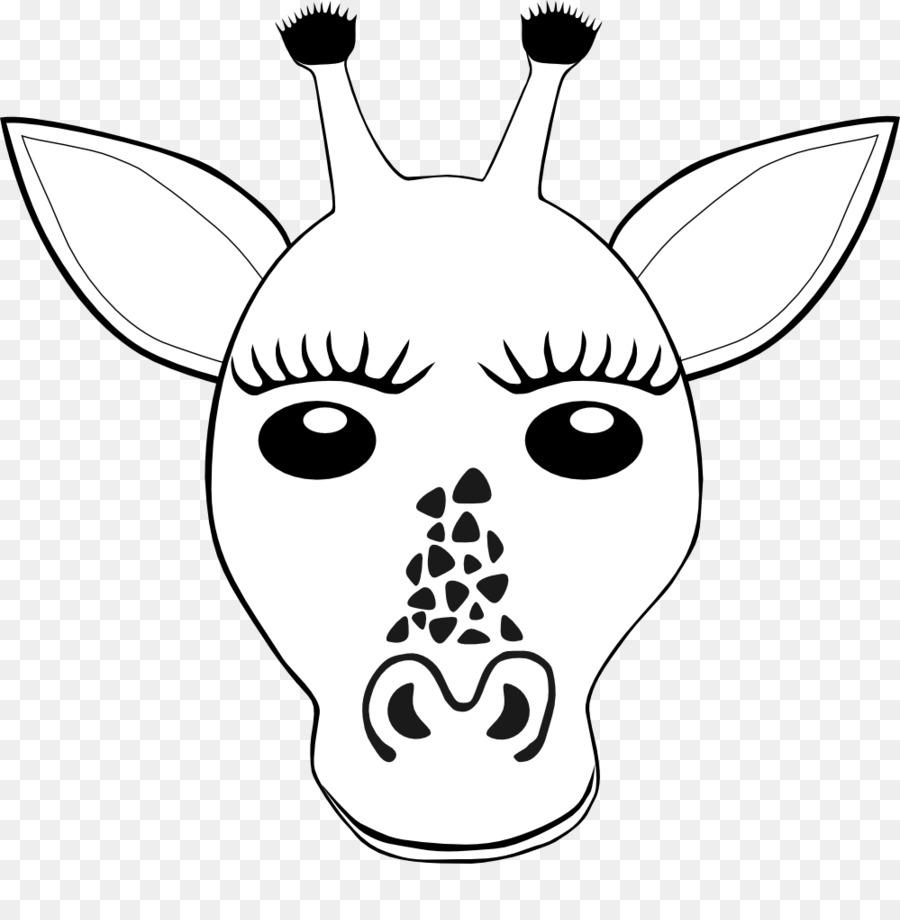 Картинка мордочка жирафа