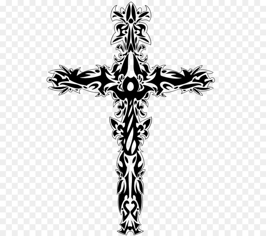 картинка в виде креста много