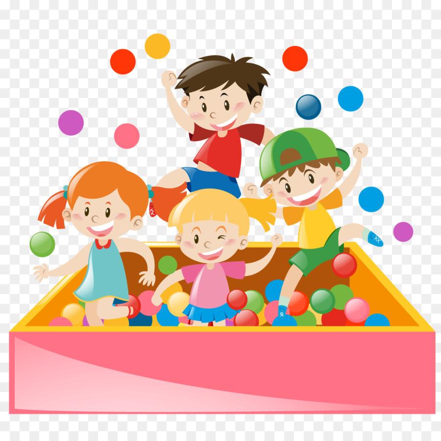 Картинка дети играют