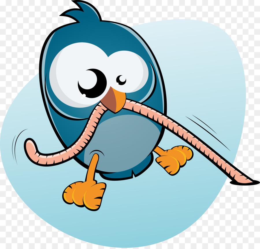 Рисунок птиц смешной