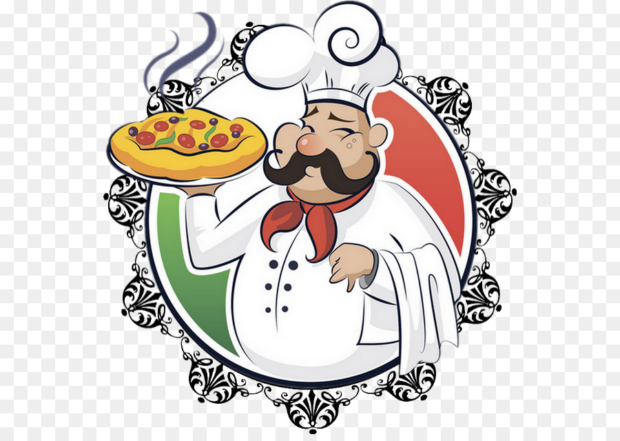 картинка повара с блюдом в руке пнг них считают