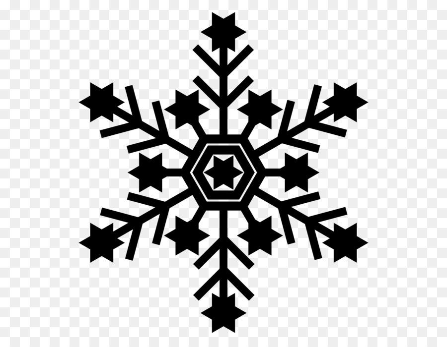 Картинка снежинки графика