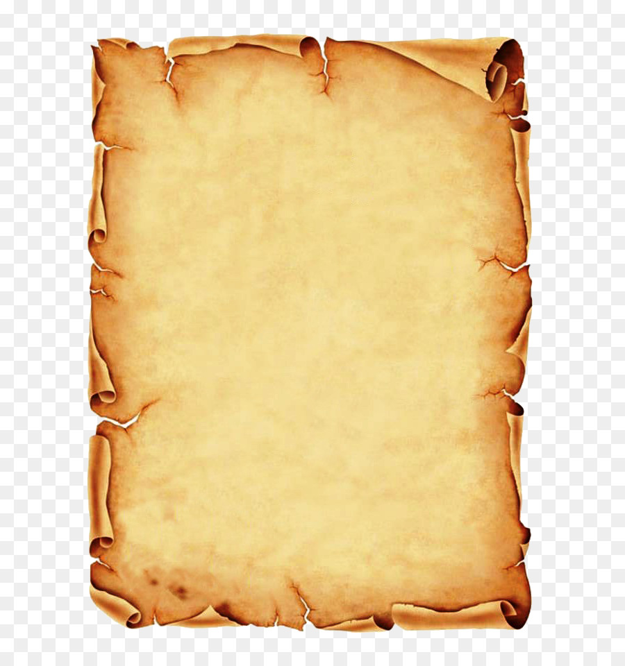 Открытки пергамента