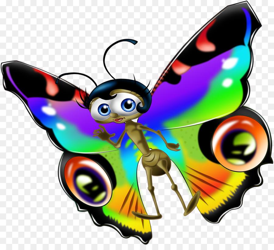 Поздравления, картинки для детей бабочка анимация