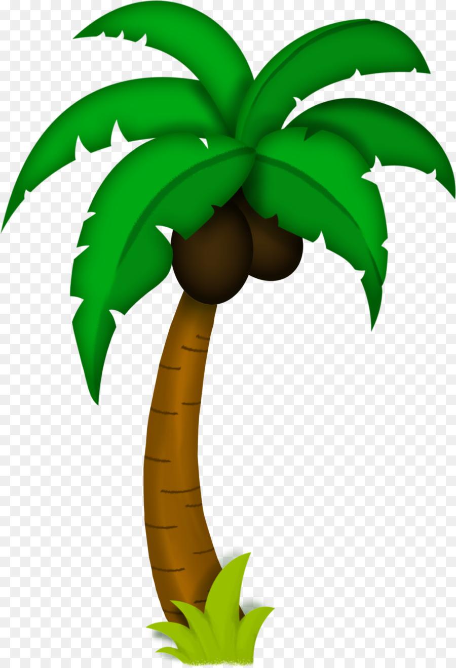 Картинки пальма для детей, днем рождения открытки