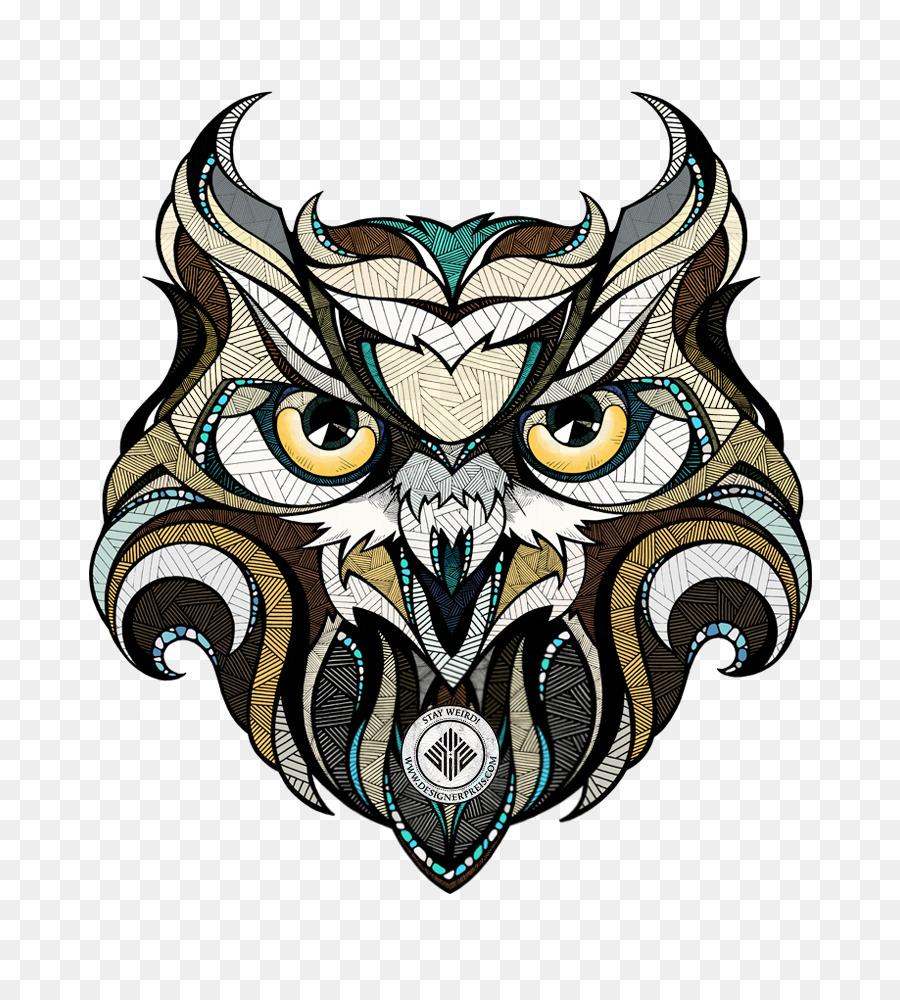 The Holy Ghost Electric Show Logo Burung Hantu Png