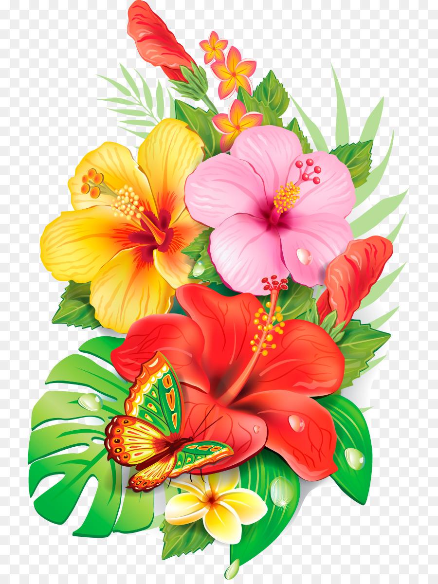 Цветные картинки с цветами