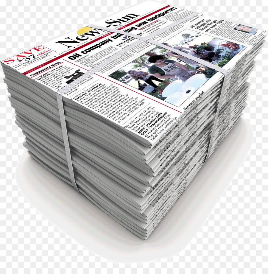 Картинка с изображением газета