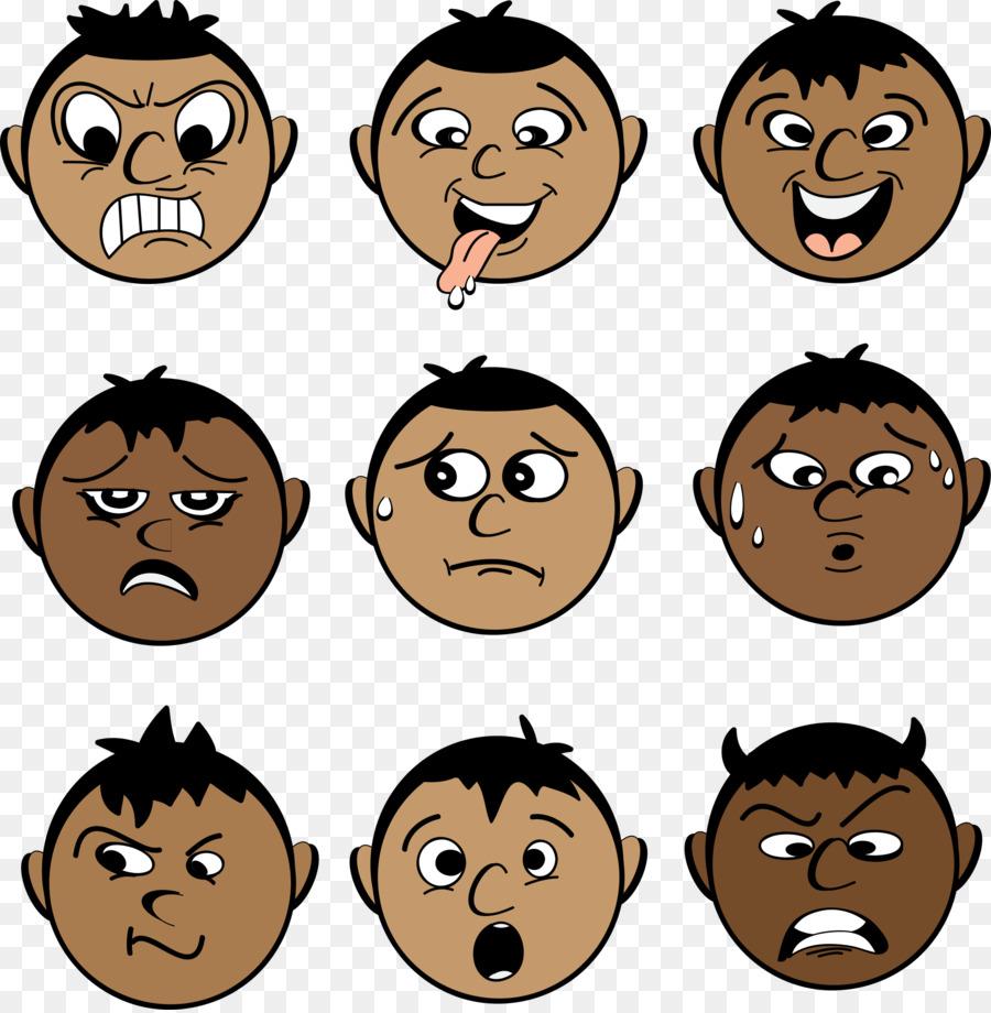 Картинки с лицами с эмоциями