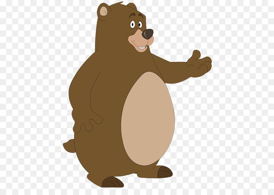 медведь мультяшный картинки пнг своими словами можно