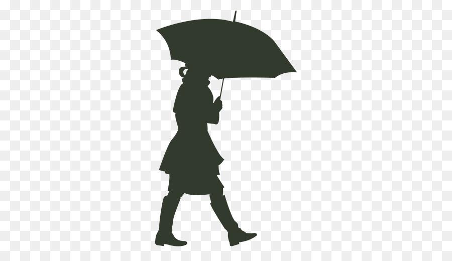 Девушка с зонтом картинки черно