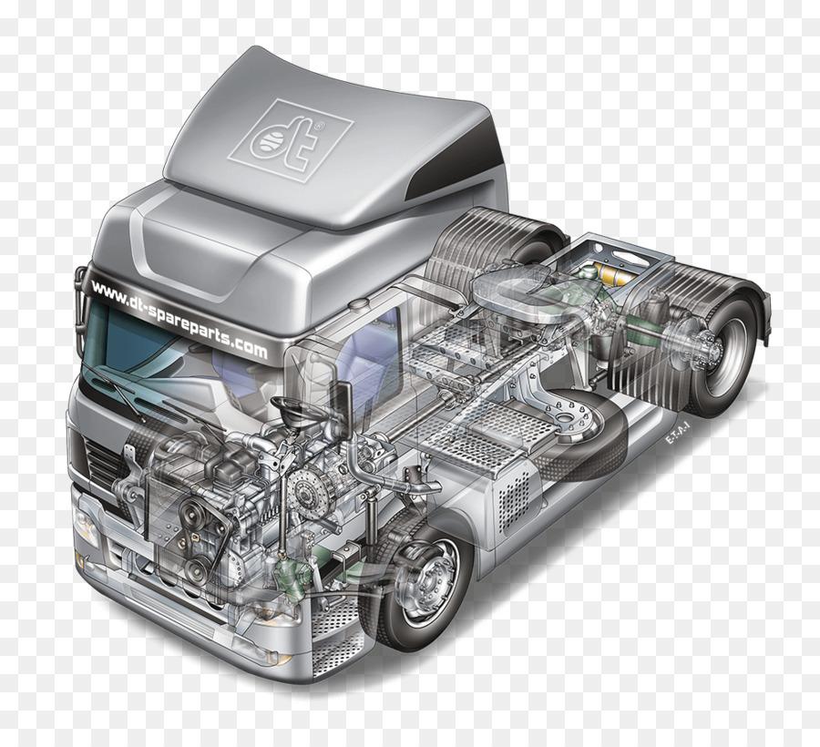 детали грузовой машины картинка свободных конечностей
