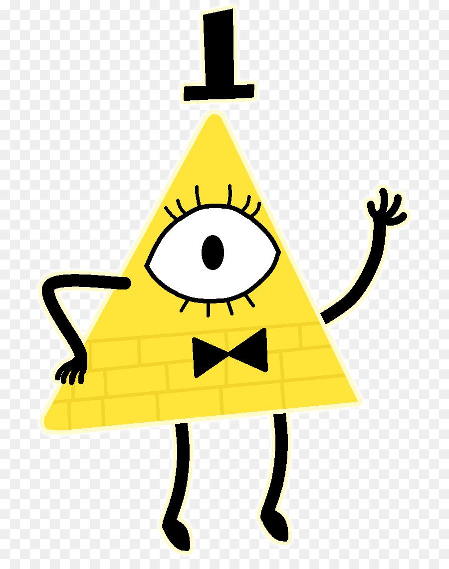 картинки треугольника билла девушки