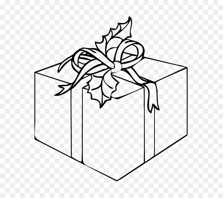 Картинки подарочные коробки раскраска