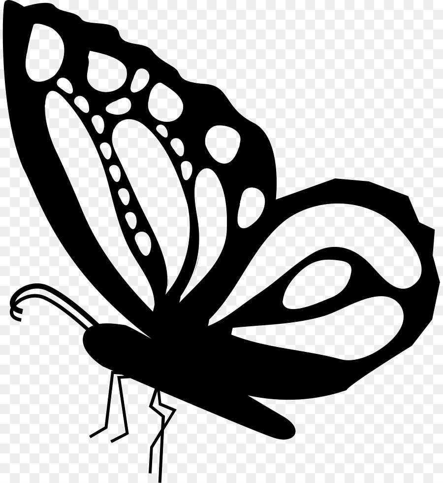 Трафареты насекомых в картинках