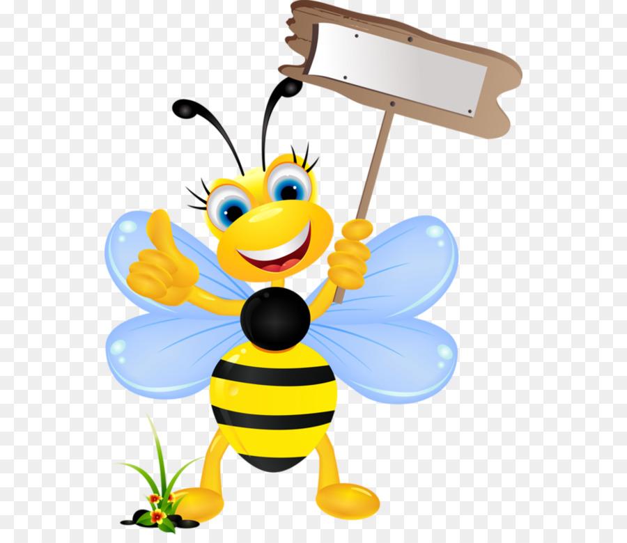 Открытки с пчелкам