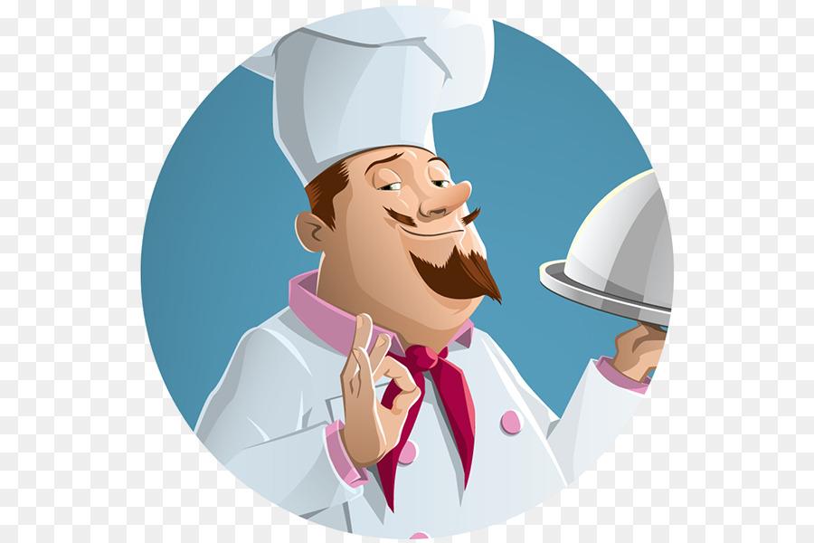 Вектор картинки повар