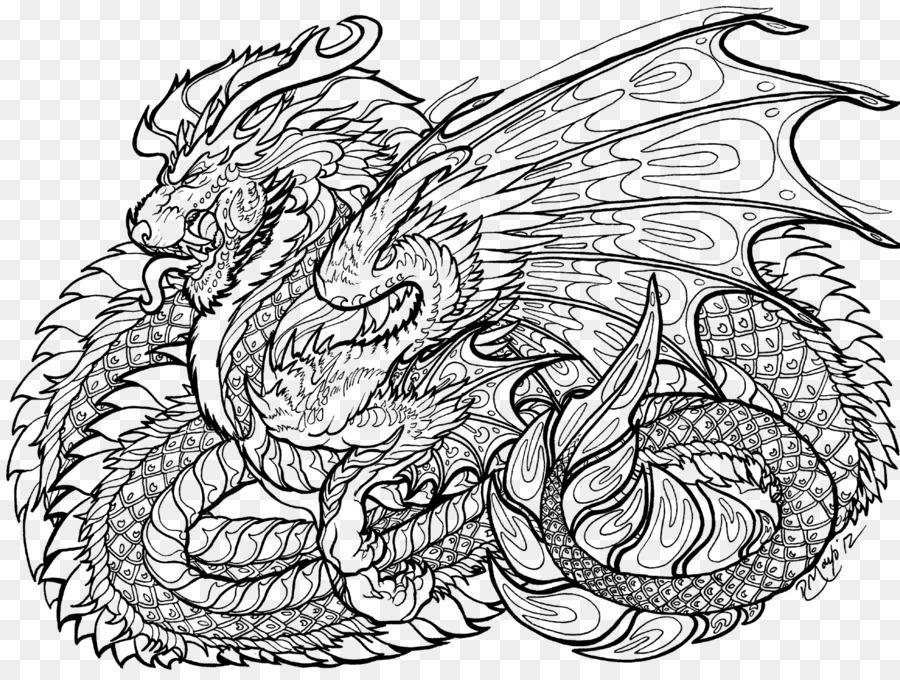 это цветной дракон картинка распечатать может цветок сложным