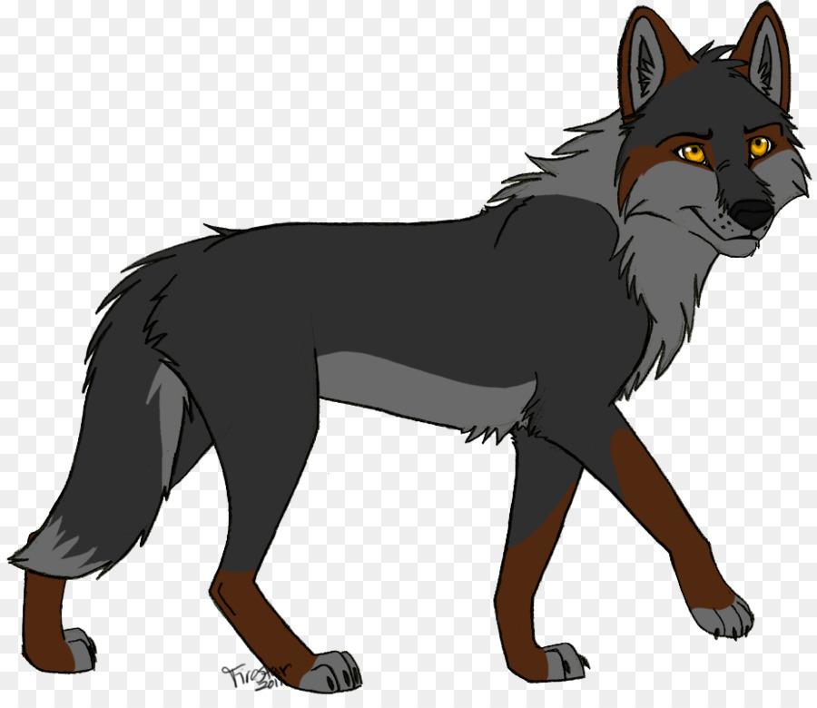 Картинки на мультяшных волков
