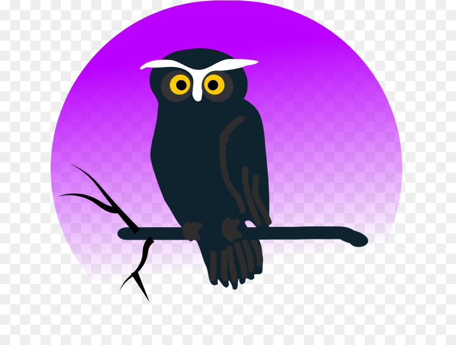 гифки сова умная дизайном