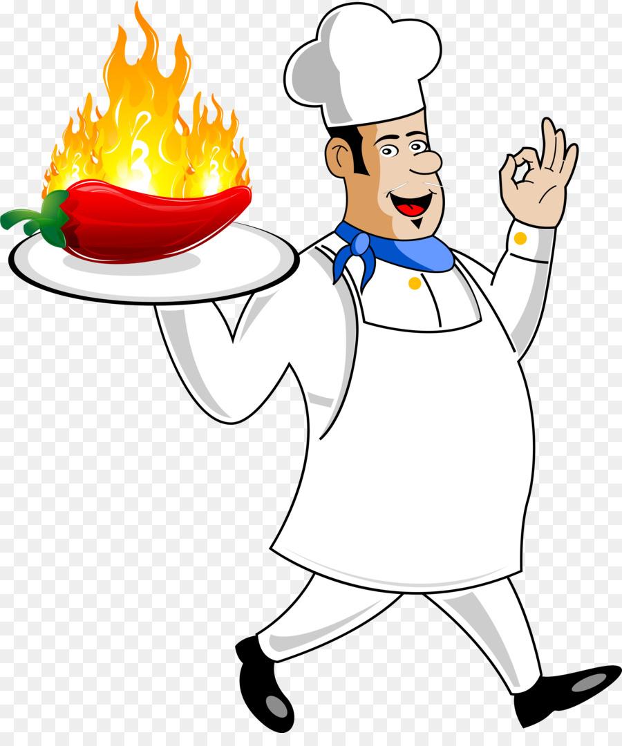 Картинки рисованные повара