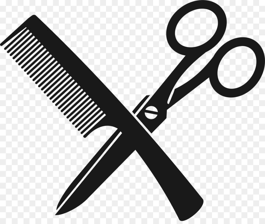 Картинка парикмахера ножницы