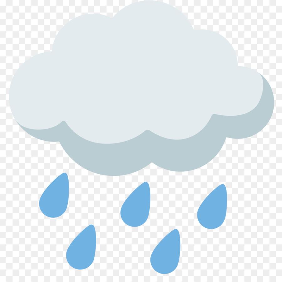 Картинка облачко с дождиком для детей