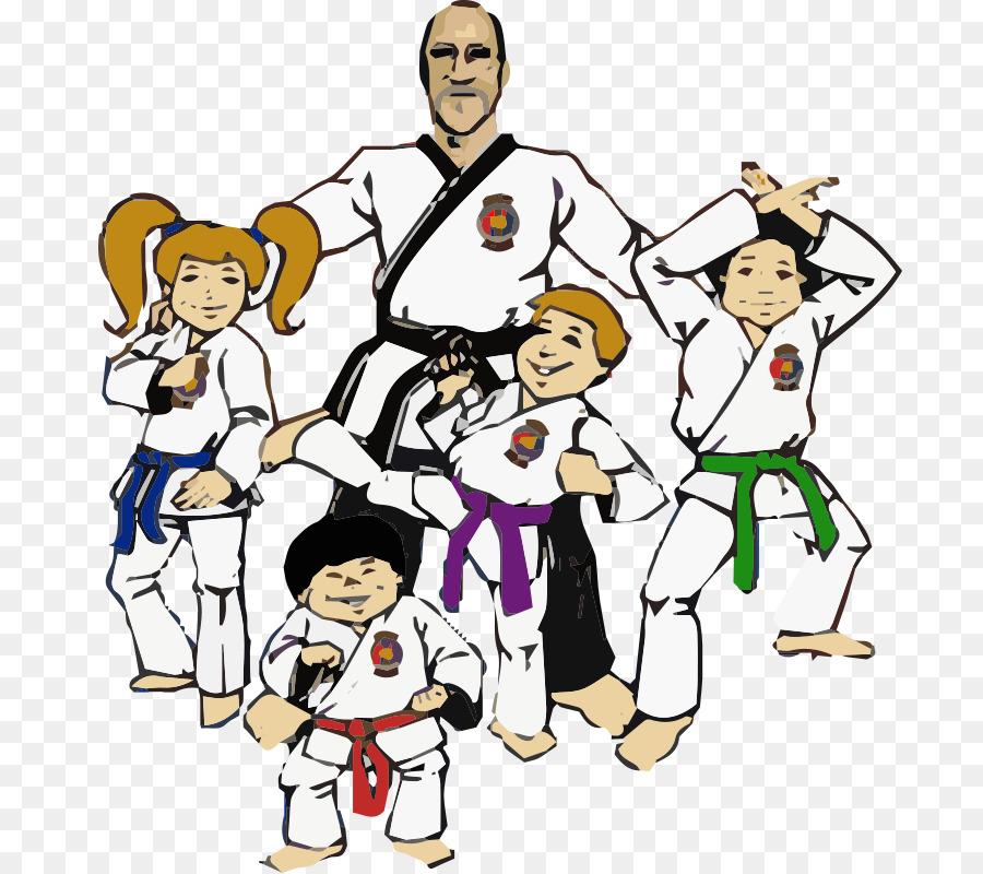 Уроки карате для детей в картинках